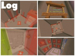 Log Puzzlemap Minecraft Map & Project