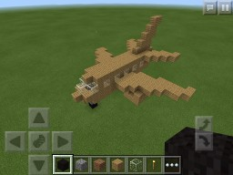 World's worst plane Minecraft