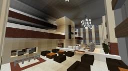 Corporate Building Interior | ECS Minecraft Map & Project