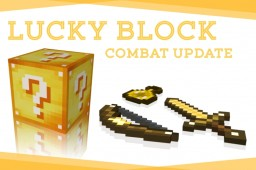 [1.9] Lucky Block - drops items, spawns mobs, structures and more!