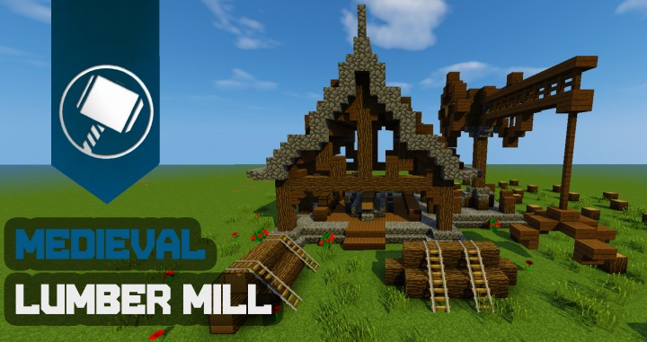 Spoiler To Show Lumber Mill