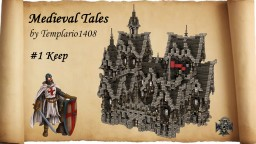Medieval Tales: #1 Keep Minecraft Project