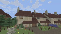 4 Privet Drive Minecraft Map & Project