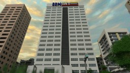 SENIAT Tower Minecraft Map & Project