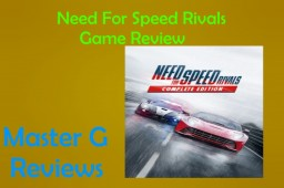 Need For Speed: Rivals -Game Review- Minecraft Blog Post