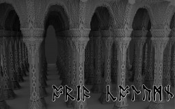 Moria's Columns / Design test Minecraft
