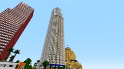 U.S. Bank Tower (Downtown Los Angeles) Minecraft
