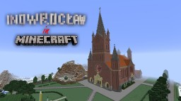Church of the Annunciation of the Blessed Virgin Mary - Inowrocław Minecraft