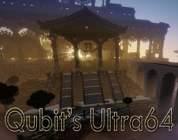 Qubit's Ultra64 Minecraft Texture Pack