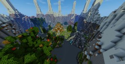 MineCraft Hub/Lobby Server Map [DOWNLOAD] Minecraft Map & Project