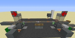 High Efficiency Metro Minecraft