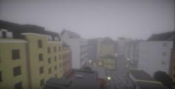 German City Environment Minecraft
