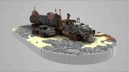 The War Rig [MadMaxCollection] Minecraft Project