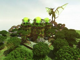 Natural - Faction Spawn - By DiangelloCreates Minecraft Map & Project