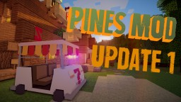 [1.8] [WIP] Pines Mod - Update 2 (Released Mar. 25, 2016) (Gravity Falls) Minecraft Mod