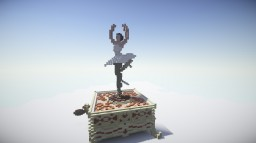 The Ballerina Music Box Minecraft