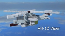 Bell AH-1Z Viper Minecraft Project