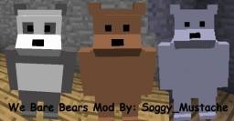 [1.7.10] We Bare Bears Mod
