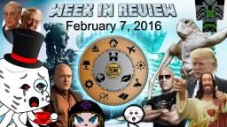Week in Review: Season 2 - Week of February 7, 2016