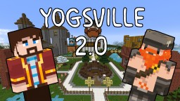 Yogsville Minecraft Map & Project