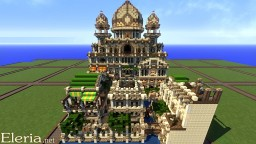 Ankalia - Arabian City on a Plot (+ Swamp) Minecraft Map & Project