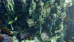 Echoes from The Deep... Minecraft Map & Project