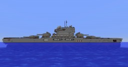 Heavy Attack Cruiser Minecraft Map & Project