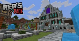 Red's Pack- 1.13 Minecraft Texture Pack