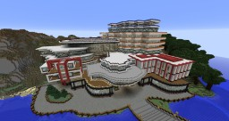 Shopping Center Minecraft