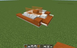 RT Hover Tank Minecraft Map & Project