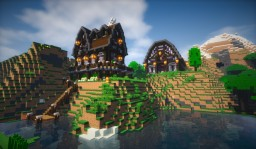 Cat's Survival Abode Minecraft Map & Project