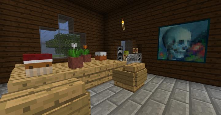 Mittelalter Haus Am Wasser Minecraft Project - Hauser in minecraft einfugen