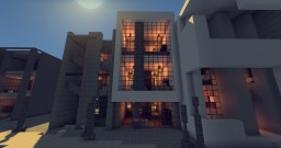 Cobble || Modern Townhouse || CW Minecraft Map & Project