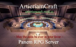 ArtieriamCraft - Panem RPG Server Minecraft