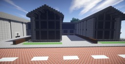 modern industrial home Minecraft Project