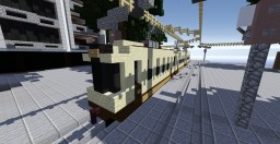 Old Tram Minecraft Project