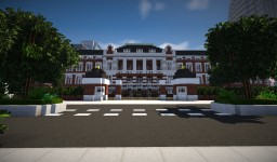 Japanese Ministry of Justice Minecraft Project
