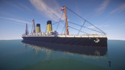 RMS Oceanic (1889) + download Minecraft Map & Project