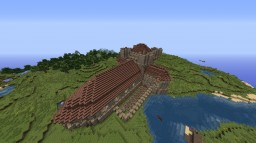 Colburne Abbey Minecraft Map & Project
