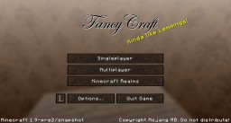 FancyCraft x128 Classy Resource Pack Minecraft Texture Pack