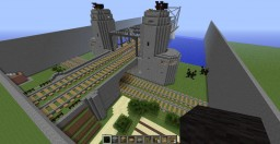 The Bridge from Remagen Minecraft Map & Project