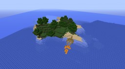Ship Wrecked Minecraft Map & Project