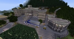 "The ""Von Rabenstein"" - Sanatorium Minecraft Project"