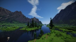 Mountains of Lindheim - Ultra Realistic Terrain Minecraft