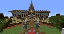 SkyPvP Map + Spawn + Download Minecraft