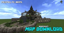Team Death Match Arena/ Spawn Minecraft Map & Project