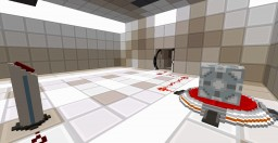 Modded Map: The Portal Tests Minecraft Map & Project