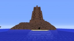 Sky Pillar (Oras Style) Minecraft Map & Project