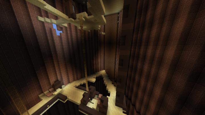 Sky Pillar Oras Style Minecraft Project
