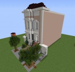 Like Full House? Minecraft Project